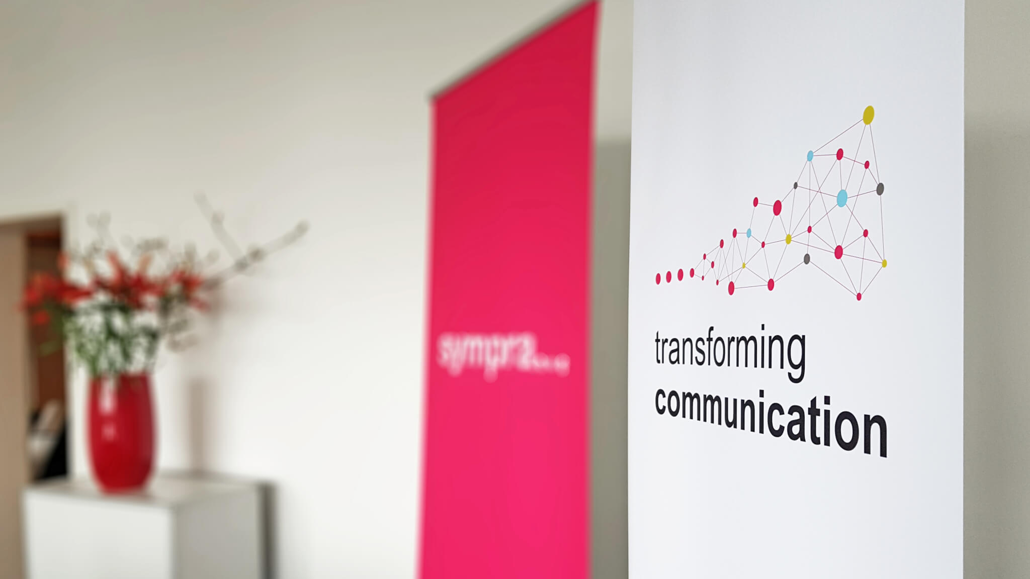 Transforming Communication – It's up to Us