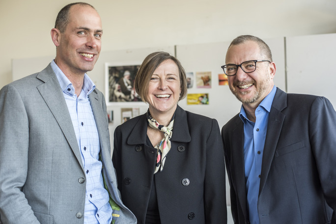 open up and Patrick Rohr Kommunikation establish strategic partnership
