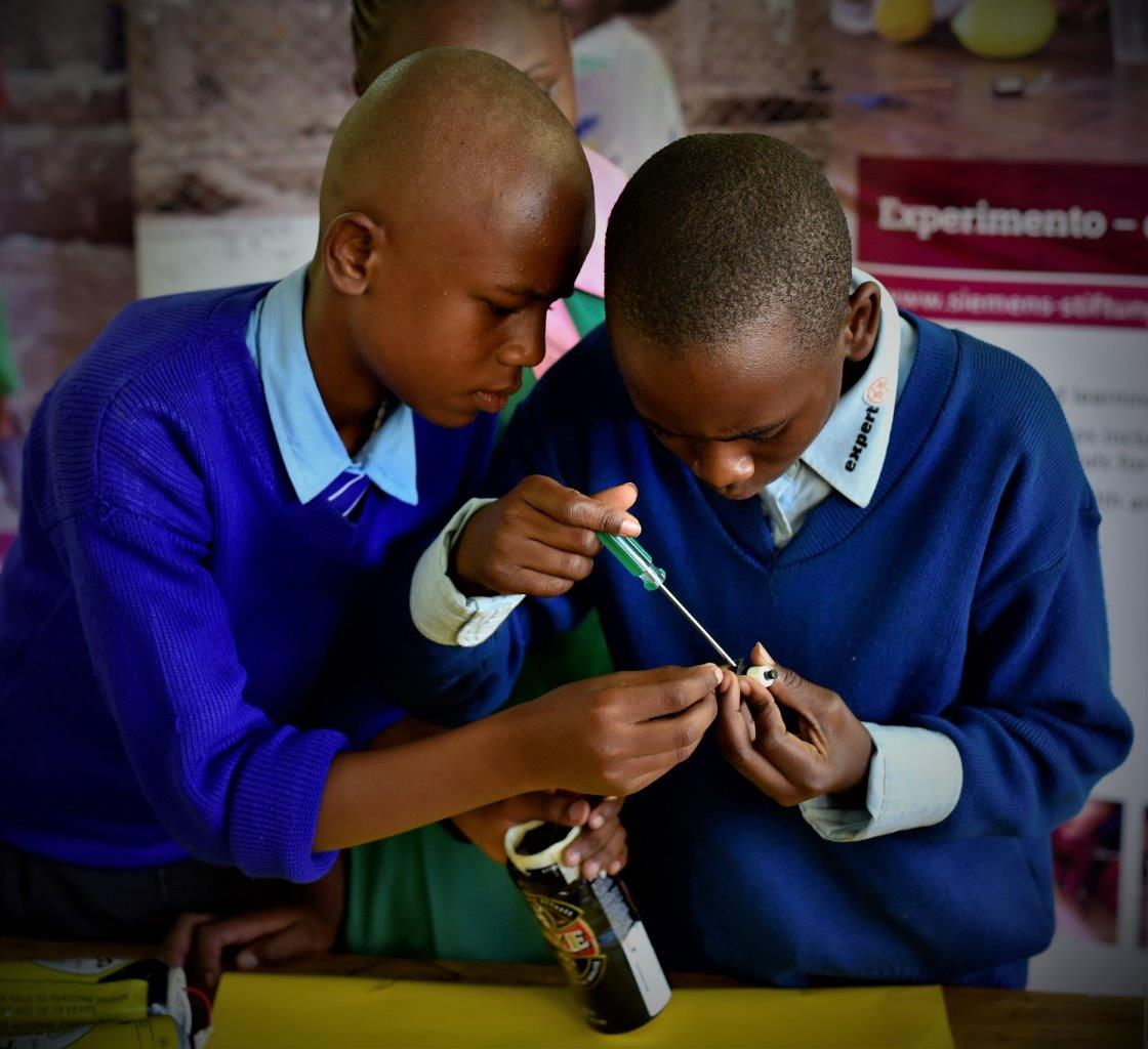 Proof Communication Africa Collaborates With Siemens Stiftung