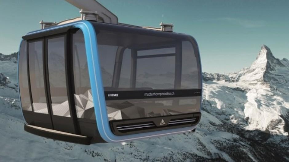 «Matterhorn glacier ride»: Zermatt Bergbahnen AG chooses open up for its communications