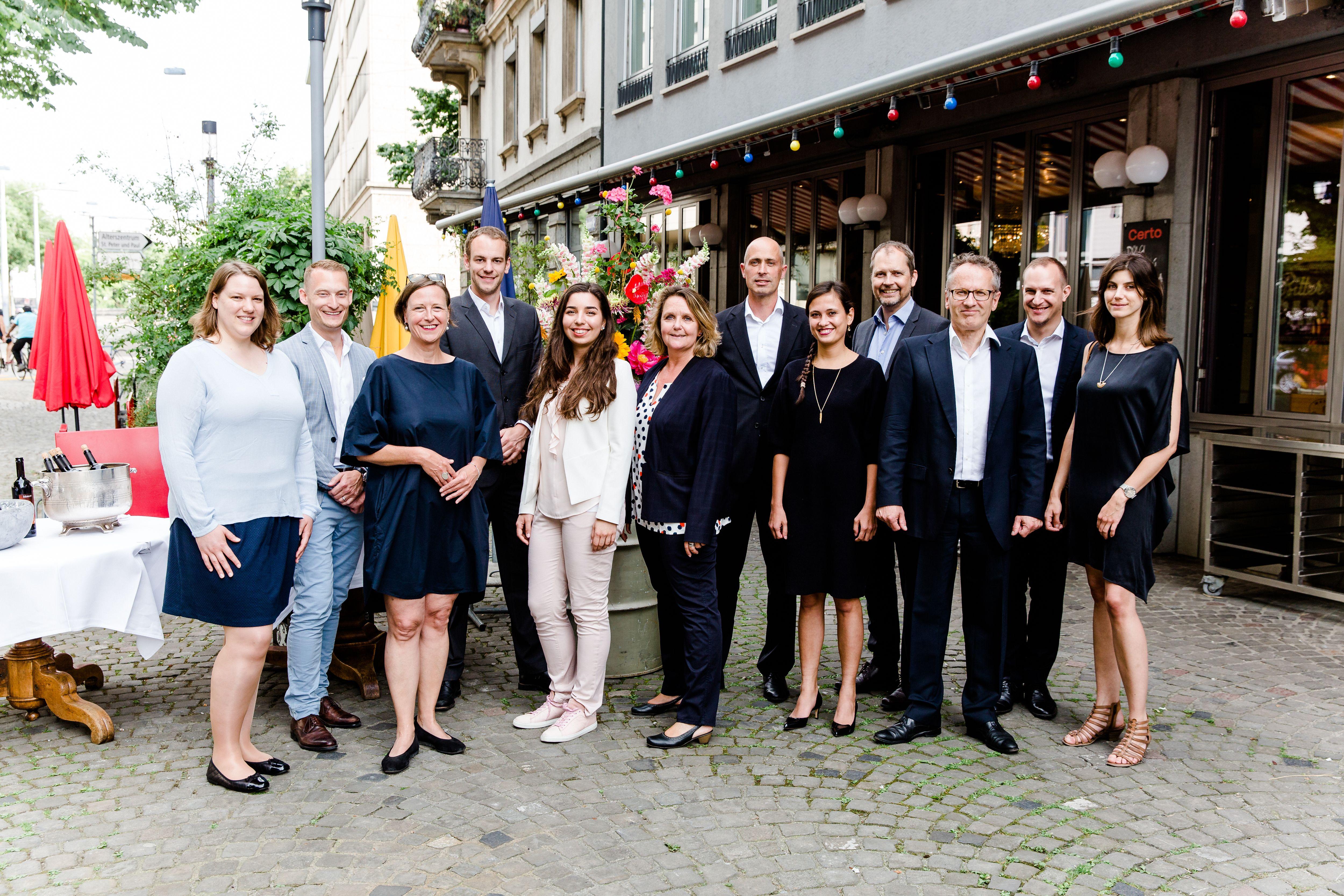 open up Sharpens  Zurich's Pension Fund Brand